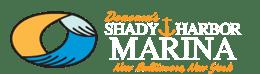 shady harbor marina logo